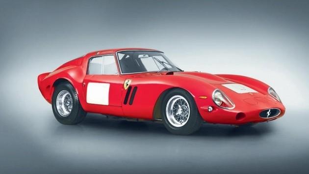 Ferrari 250 GTO Berlinetta de 1962-63