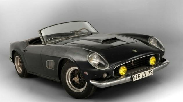 Ferrari 250 GT SWB California Spider de 1961