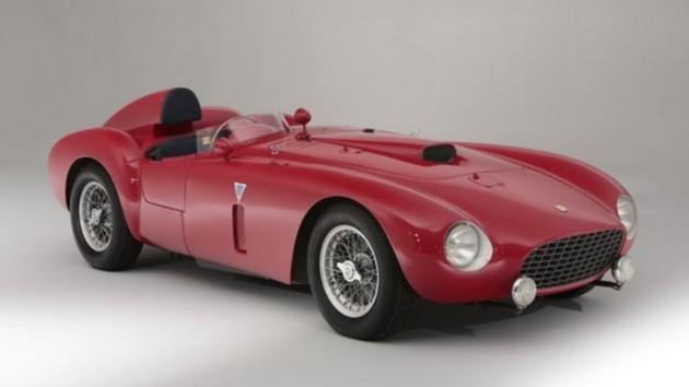 Ferrari 375-Plus Spider Competizione de 1954