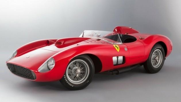 Ferrari 335 S Spider Scaglietti de 1957
