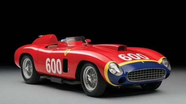 Ferrari 290 MM de 1956