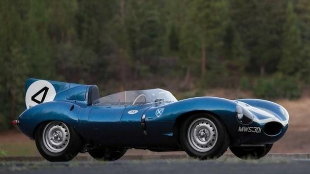Jaguar D-Type de 1955