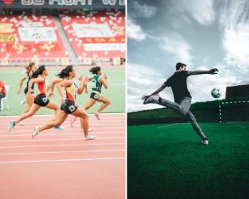 Descubra os 12 esportes mais praticados no Brasil! 🏃🏿♂️🏄 🏊♀️