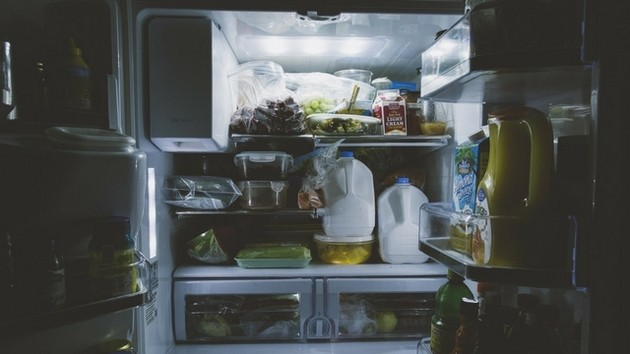 A geladeira