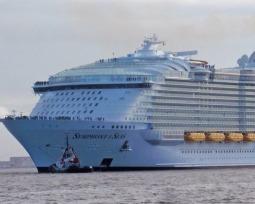 O maior navio do mundo: 25 curiosidades que deixam o Titanic no chinelo