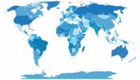 Os 10 maiores países do mundo por território