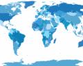 Os 15 maiores países do mundo por território