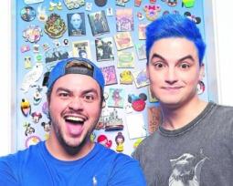 Os 20 maiores youtubers do Brasil à distância de um clique