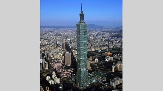 101 taipei financial center corp