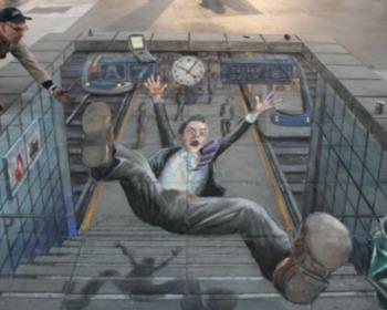 Desvende conosco as 25 melhores ilusões de ótica: desafie seu cérebro!