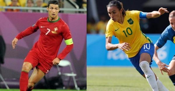 Estes foram os melhores jogadores de futebol do mundo em cada ano - Maiores  e Melhores d16c4bb524d7e