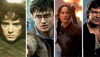 As 17 melhores sagas de filmes para você assistir hoje!