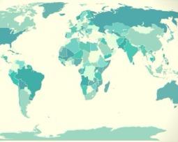 Descubra os 20 menores países do mundo (sem precisar de lupa)