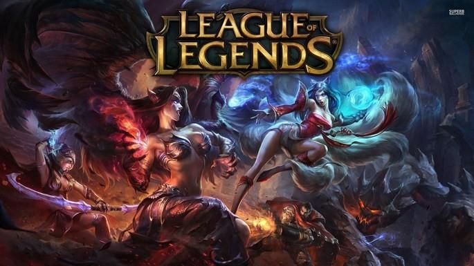 League of Legendsfoi o jogo mais jogado do mundo em 2020