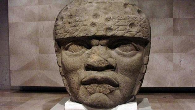 Religião Olmeca
