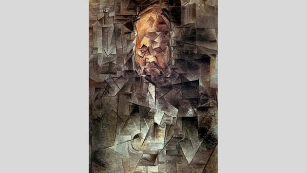 Retrato de Ambroise Vollard