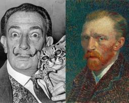 Os 12 pintores mais famosos e suas pinturas que marcaram o mundo