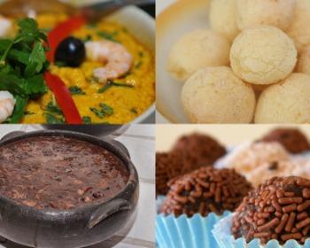 Qual destas é a melhor comida típica brasileira? Vote aqui!