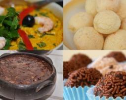 Qual destas é a melhor comida típica brasileira? Os brasileiros votaram