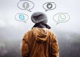 As redes sociais mais utilizadas no Brasil em 2021